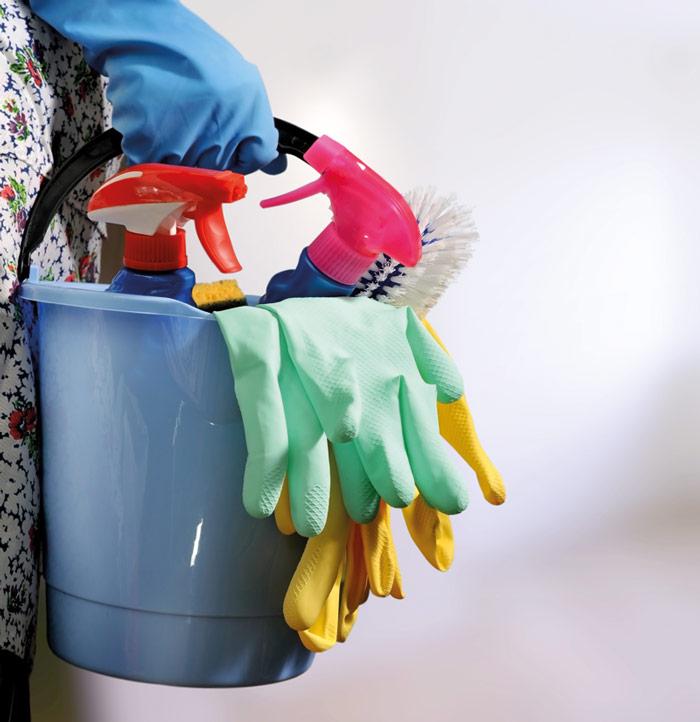 Limpezas domésticas com profissionais de excelência