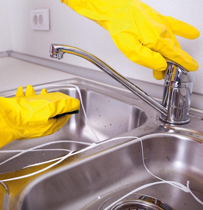 Limpezas regulares ou ocasionais