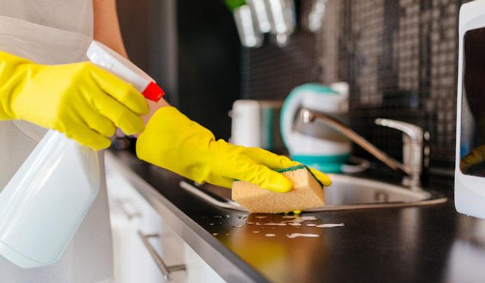 Serviços de limpezas prestados Oeiras
